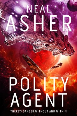 Book cover for Polity Agent