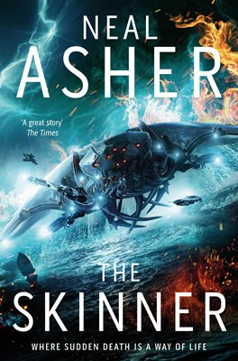Book cover for The Skinner