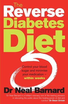 Book cover for The Reverse Diabetes Diet