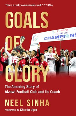 Book cover for Goals of Glory