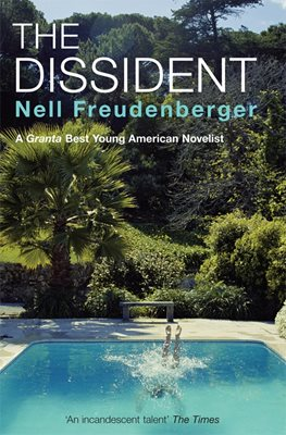 Book cover for The Dissident