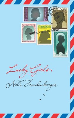 Book cover for Lucky Girls