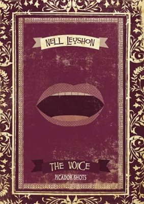 Book cover for PICADOR SHOTS - 'The Voice'