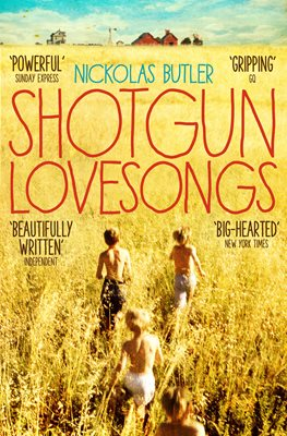 Book cover for Shotgun Lovesongs