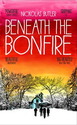 Book cover for Beneath the Bonfire