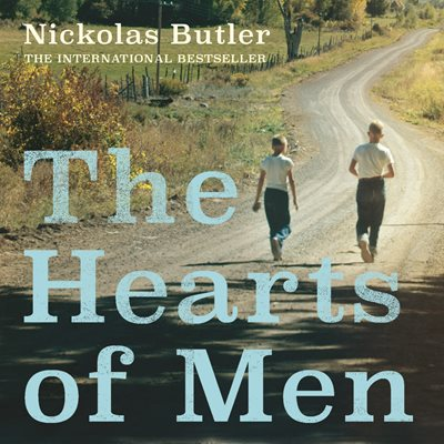 Book cover for The Hearts of Men