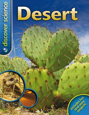 Book cover for Discover Science: Deserts