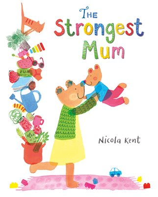Book cover for The Strongest Mum