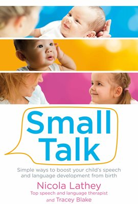 Book cover for Small Talk