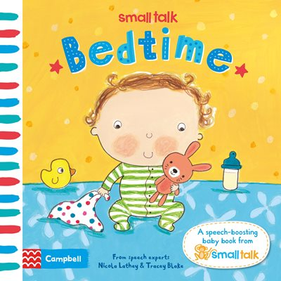 Book cover for Small Talk: Bedtime