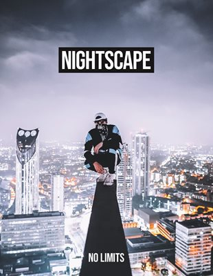 Book cover for Nightscape: No Limits