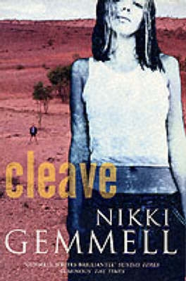 Book cover for Cleave