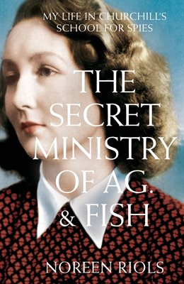 Book cover for The Secret Ministry of Ag. & Fish