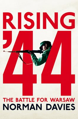 Book cover for Rising '44