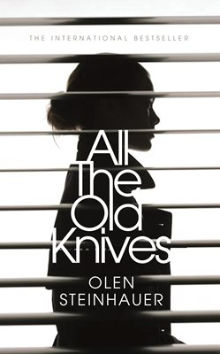 Book cover for All The Old Knives
