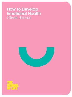 Book cover for How to Develop Emotional Health