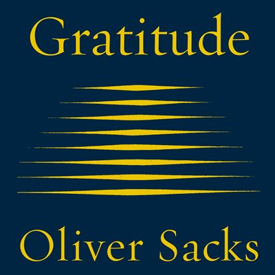 Book cover for Gratitude
