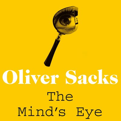 Book cover for The Mind's Eye