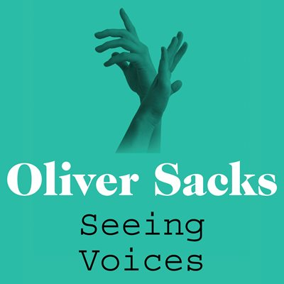Book cover for Seeing Voices