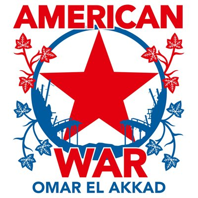 Book cover for American War