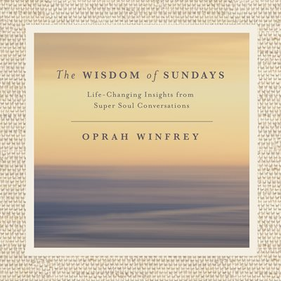 Book cover for The Wisdom of Sundays