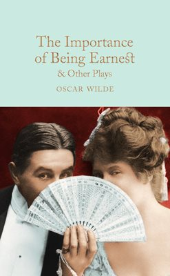 Book cover for The Importance of Being Earnest...