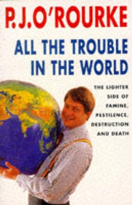 Book cover for All the Trouble in the World