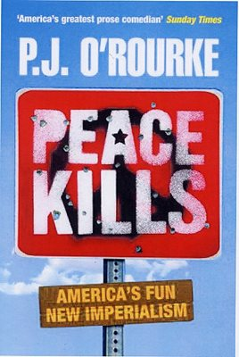 Book cover for Peace Kills