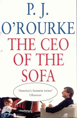 Book cover for The CEO of the Sofa
