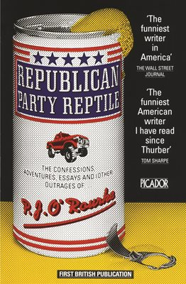 Book cover for Republican Party Reptile