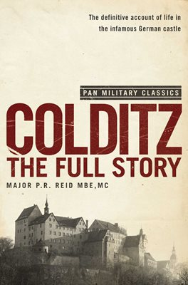 Book cover for Colditz