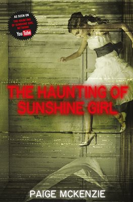 Book cover for The Haunting of Sunshine Girl