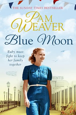Book cover for Blue Moon