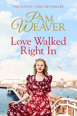 Book cover for Love Walked Right In