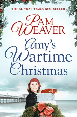 Book cover for Amy's Wartime Christmas