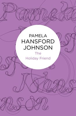 Book cover for The Holiday Friend