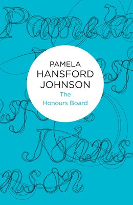Book cover for The Honours Board