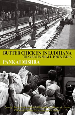 Book cover for Butter Chicken in Ludhiana