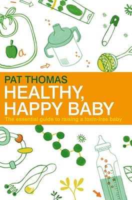 Book cover for Healthy, Happy Baby