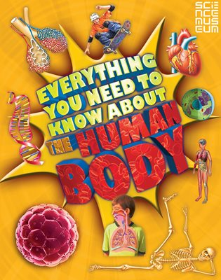 Book cover for Everything You Need To Know About The Human Body