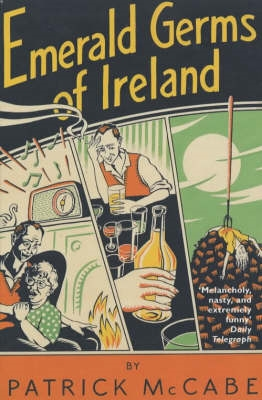 Book cover for Emerald Germs of Ireland