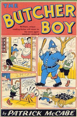 Book cover for The Butcher Boy