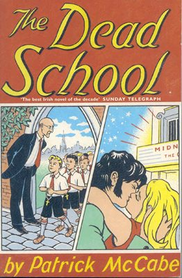 Book cover for The Dead School