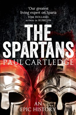 Book cover for The Spartans
