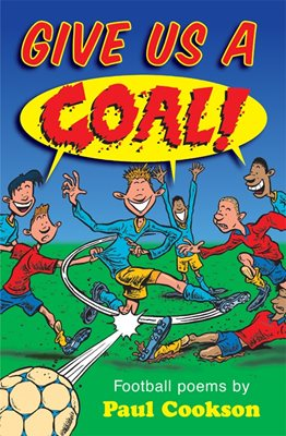 Book cover for Give Us a Goal!