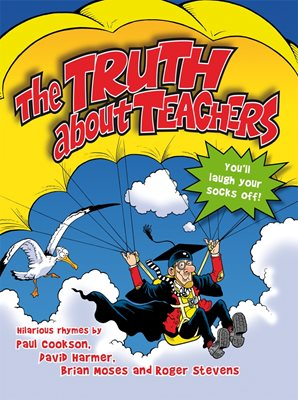 Book cover for The Truth About Teachers