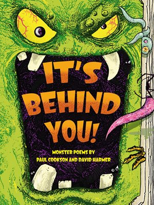 Book cover for It's Behind You!