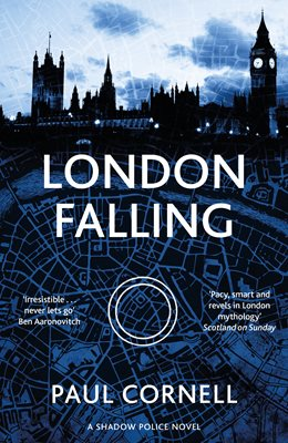 Book cover for London Falling