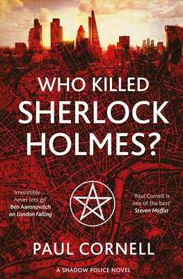 Book cover for Who Killed Sherlock Holmes?