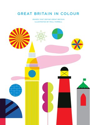 Book cover for Great Britain in Colour